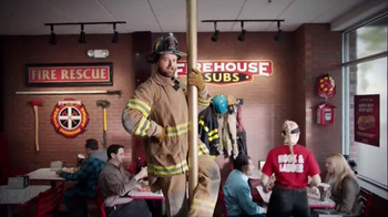 Firehouse Subs TV Spot, 'Ready to Roll' - Thumbnail 8