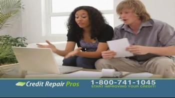 Credit Repair Pros TV Spot, 'Free Credit Consultation' - Thumbnail 1