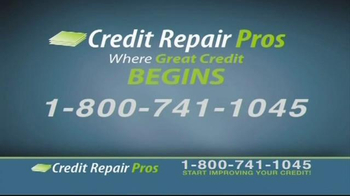 Credit Repair Pros TV Spot, 'Free Credit Consultation' - Thumbnail 8