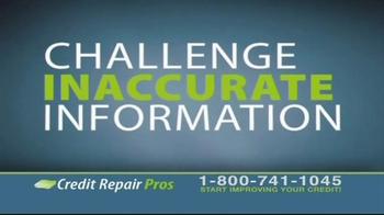 Credit Repair Pros TV Spot, 'Free Credit Consultation' - Thumbnail 3