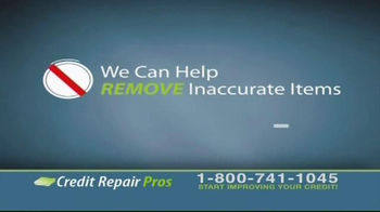 Credit Repair Pros TV Spot, 'Free Credit Consultation' - Thumbnail 6
