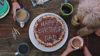 GE Appliances Cafe Series TV Spot, 'Dad's Birthday'