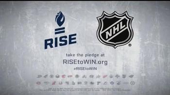 RISE to Win TV Spot, 'I Pledge' - Thumbnail 9