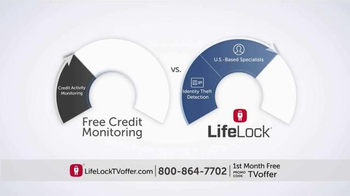 LifeLock TV Spot, 'Faces: V3' - Thumbnail 6