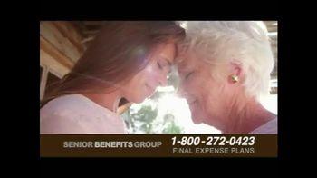 Senior Benefits Group TV Spot, 'Final Expense Plans' - Thumbnail 1