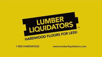 Lumber Liquidators TV Spot, 'Spring Flooring Deals' - Thumbnail 10