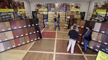 Lumber Liquidators TV Spot, 'Spring Flooring Deals' - Thumbnail 2