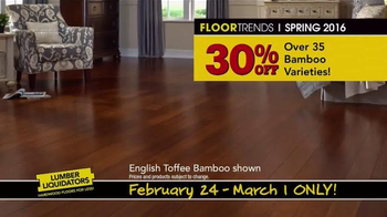 Lumber Liquidators TV Spot, 'Spring Flooring Deals' - Thumbnail 5