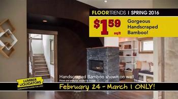 Lumber Liquidators TV Spot, 'Spring Flooring Deals' - Thumbnail 6