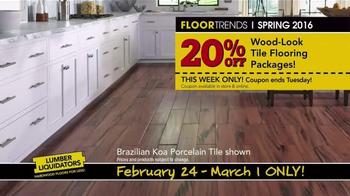 Lumber Liquidators TV Spot, 'Spring Flooring Deals' - Thumbnail 7