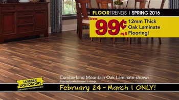 Lumber Liquidators TV Spot, 'Spring Flooring Deals' - Thumbnail 8