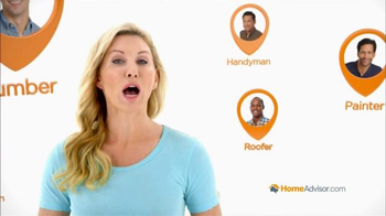 HomeAdvisor TV Spot, 'Know Your Pros' Featuring Amy Matthews - 15305 commercial airings