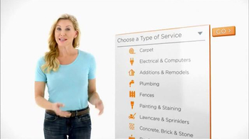 HomeAdvisor TV Spot, 'Know Your Pros' Featuring Amy Matthews - Thumbnail 3