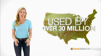 HomeAdvisor TV Spot, 'Know Your Pros' Featuring Amy Matthews - Thumbnail 7