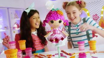 Lalaloopsy Hair-Dough TV Spot, 'Disney Channel: Creativity' - Thumbnail 3
