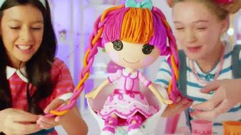 Lalaloopsy Hair-Dough TV Spot, 'Disney Channel: Creativity' - Thumbnail 4