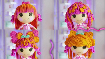 Lalaloopsy Hair-Dough TV Spot, 'Disney Channel: Creativity'