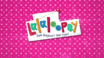 Lalaloopsy Minis Style 'n' Swap TV Spot, 'Disney Channel: Mix Up the Fun' - Thumbnail 8