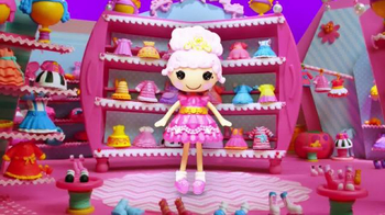 Lalaloopsy Minis Style 'n' Swap TV Spot, 'Disney Channel: Mix Up the Fun'