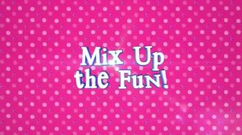 Lalaloopsy Minis Style 'n' Swap TV Spot, 'Disney Channel: Mix Up the Fun' - Thumbnail 3