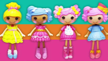 Lalaloopsy Minis Style 'n' Swap TV Spot, 'Disney Channel: Mix Up the Fun' - Thumbnail 4