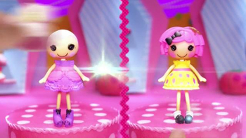 Lalaloopsy Minis Style 'n' Swap TV Spot, 'Disney Channel: Mix Up the Fun' - Thumbnail 6