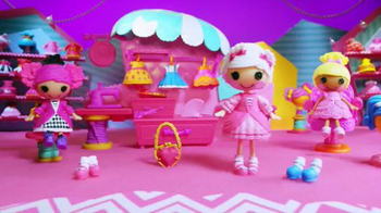Lalaloopsy Minis Style 'n' Swap TV Spot, 'Disney Channel: Mix Up the Fun' - Thumbnail 7