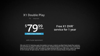 XFINITY X1 TV Spot, 'X1 Challenge' Featuring Chris Hardwick - Thumbnail 6