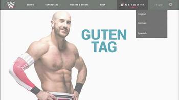 WWE.com TV Spot, 'Redesigned' - Thumbnail 3