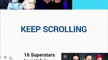 WWE.com TV Spot, 'Redesigned' - Thumbnail 4