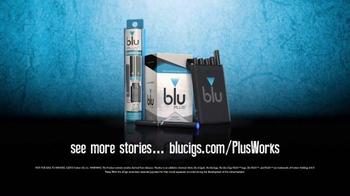 Blu Cigs Plus TV Spot, 'Like a Real Cigarette' - Thumbnail 9