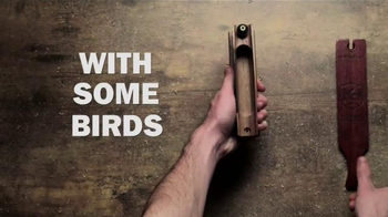 Knight & Hale Switchblade 3-In-1 Turkey Box Call TV Spot, 'Multiple Calls' - Thumbnail 1