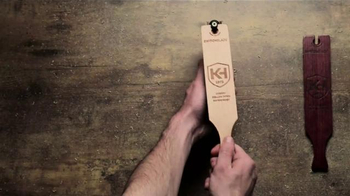 Knight & Hale Switchblade 3-In-1 Turkey Box Call TV Spot, 'Multiple Calls' - Thumbnail 2