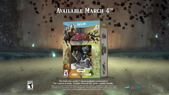 The Legend of Zelda: Twilight Princess HD TV Spot, 'Embrace the Dark' - Thumbnail 8