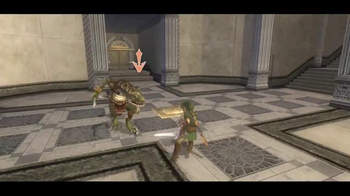 The Legend of Zelda: Twilight Princess HD TV Spot, 'Embrace the Dark' - Thumbnail 6