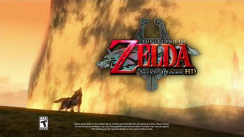 The Legend of Zelda: Twilight Princess HD TV Spot, 'Embrace the Dark' - Thumbnail 7