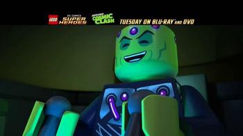 LEGO Justice League: Cosmic Clash Home Entertainment TV Spot - Thumbnail 2