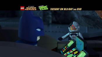 LEGO Justice League: Cosmic Clash Home Entertainment TV Spot - Thumbnail 7