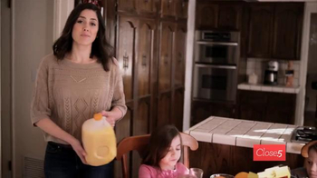 Close5 TV Spot, 'Helping Super Moms Clear the Clutter' - Thumbnail 2