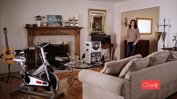 Close5 TV Spot, 'Helping Super Moms Clear the Clutter' - Thumbnail 5