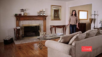Close5 TV Spot, 'Helping Super Moms Clear the Clutter' - Thumbnail 8