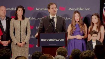 Marco Rubio for President TV Spot, 'Revolution' - 1 commercial airings