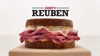 Arby's Reuben TV Spot, 'Animal Vids' - Thumbnail 6
