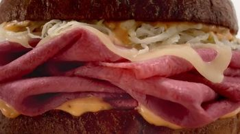 Arby's Reuben TV Spot, 'Animal Vids'