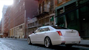 2016 Cadillac CT6 TV Spot, 'Forward' - Thumbnail 10