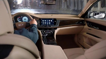 2016 Cadillac CT6 TV Spot, 'Forward' - Thumbnail 7