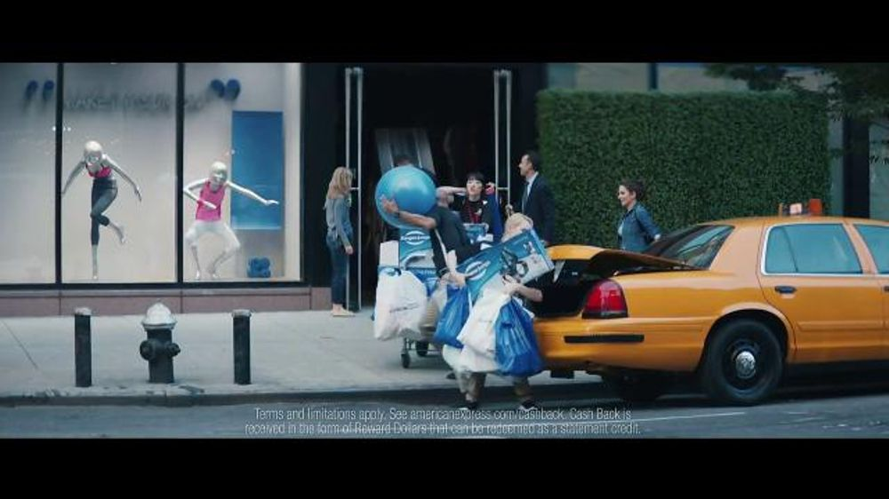 American Express Blue Cash Card Tv Commercial Tina Fey S