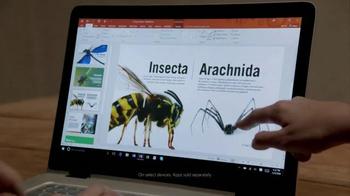 Microsoft Windows 10 TV Spot, 'Meet the Bug Chicks' - Thumbnail 3