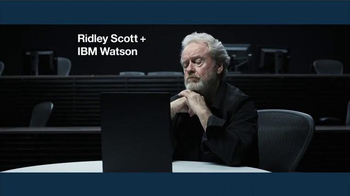 IBM Watson TV Spot, 'Ridley Scott + IBM Watson On Images' - 43 commercial airings