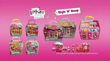 Lalaloopsy Minis Style 'n' Swap TV Spot, 'Day to Night' - Thumbnail 8